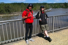 Ben and Chris Great Falls